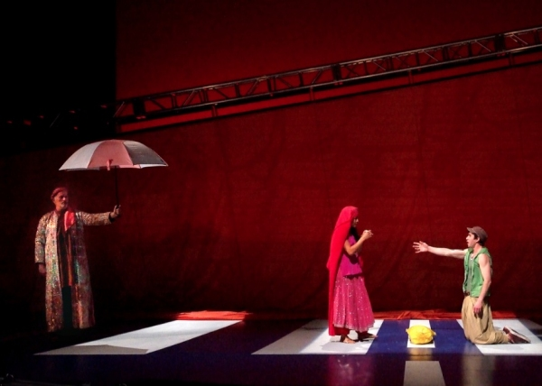 Photo Flash: First Look at ALADDIN'S LUCK at MainStreet, Opening Today