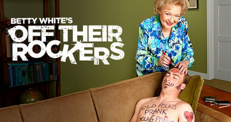 BETTY WHITE'S OFF THEIR ROCKERS Encore Hits 7-Week Time Period High