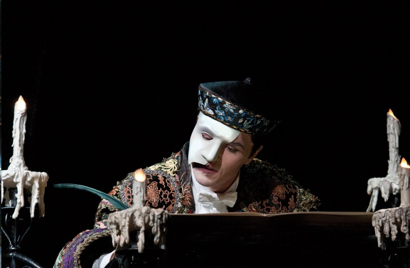 London's 'Phantom' Peter Jöback to Star in PHANTOM OF THE OPERA on Broadway from April 29