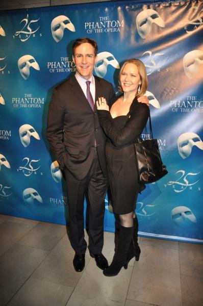 Howard McGillan and Rebecca Luker