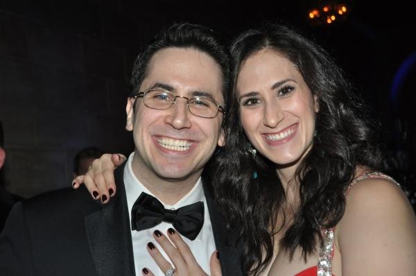 Rob Diamond and Jennifer Diamond  Photo