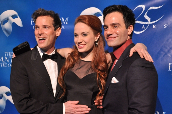 Photo Coverage: THE PHANTOM OF THE OPERA's 25th Anniversary After Party!