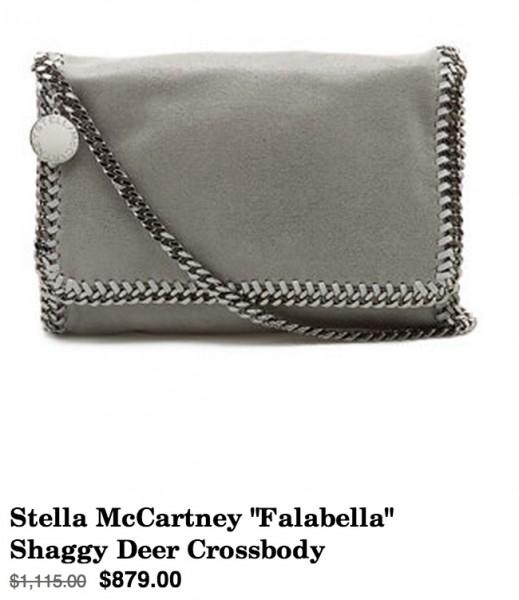 Daily Deal 1/27/13: Stella McCartney