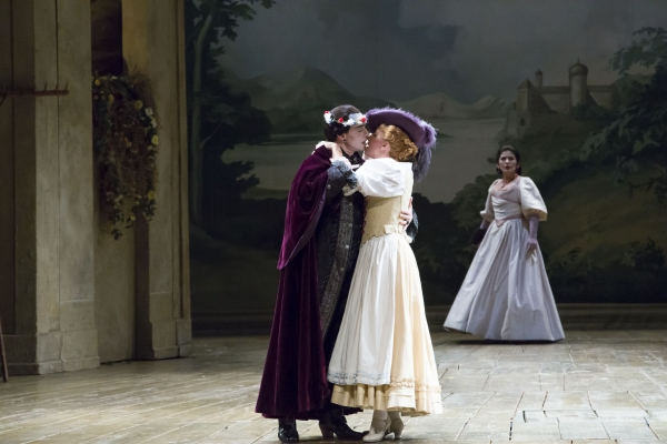BWW Reviews: HGO's DON GIOVANNI's Plot Drags Despite Tremendous Talents