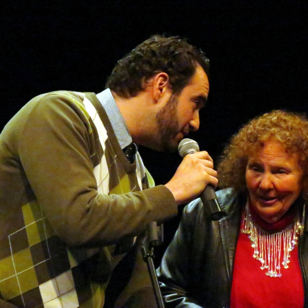 Photo Flash: Theater for the New City's Mortgage Burning