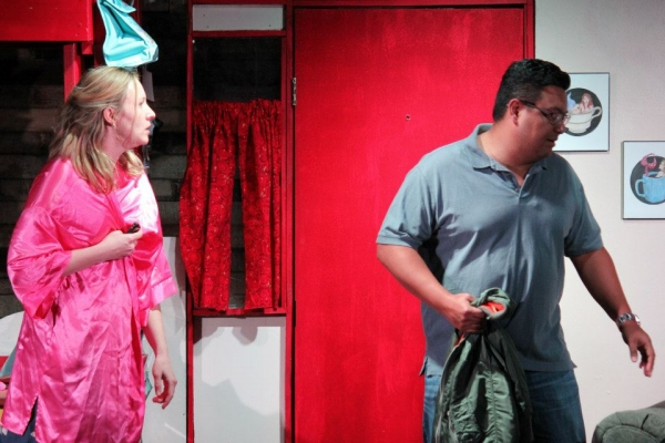 BWW Reviews: World Premiere of FISHING is Energizing, Fun, and Completely Fresh