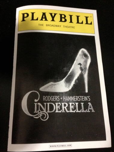 BWW Blog: Cody Williams of R+H's CINDERELLA - Dress Rehearsal