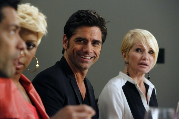Photo Flash: First Look - John Stamos Returns to NBC's THE NEW NORMAL
