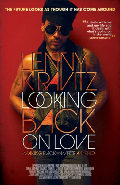 Photo Flash: First Look - Poster for New Lenny Kravitz Documentary