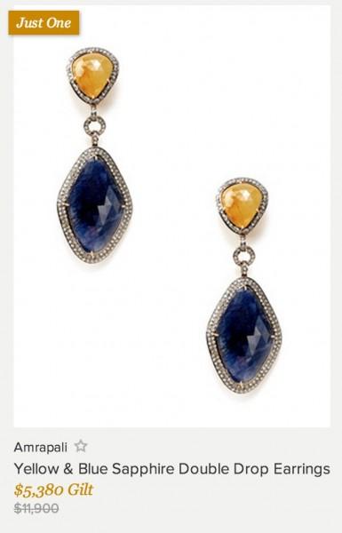 Daily Deal 1/28/13: Favorite Earrings