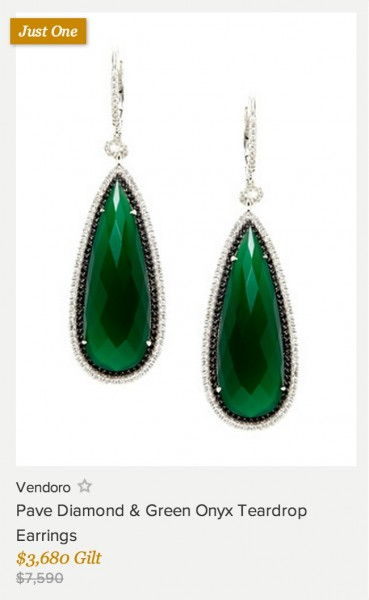 Daily Deal 1/28/13: Favorite Earrings
