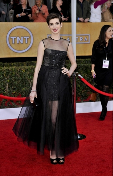 Photo Coverage: SAG Red Carpet Round Up