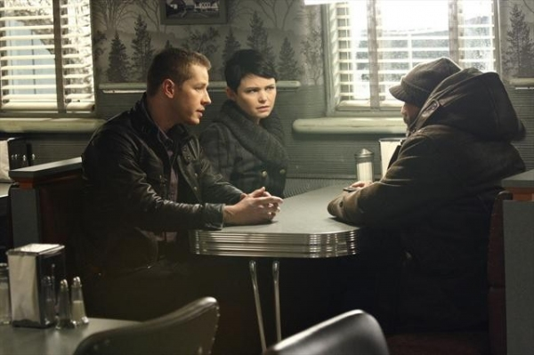 JOSH DALLAS, GINNIFER GOODWIN, LEE ARENBERG