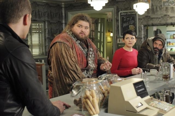 JOSH DALLAS, JORGE GARCIA, GINNIFER GOODWIN, LEE ARENBERG