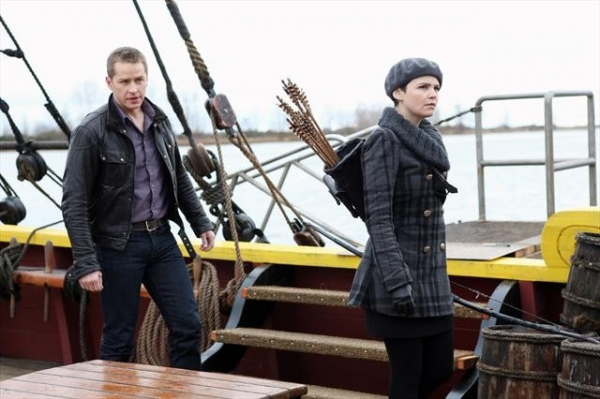 Photo Flash: ONCE UPON A TIME's 'Tiny' Episode, Airing 2/10