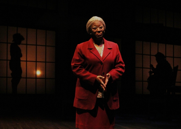 Greta Oglesby plays Nellie Stone Johnson, remembering conversations with her mother ( Photo