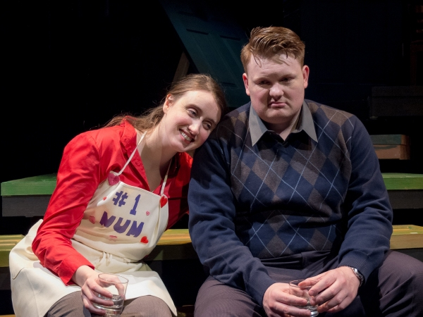 Photo Flash: First Look at Shattered Globe's HAPPY NOW?