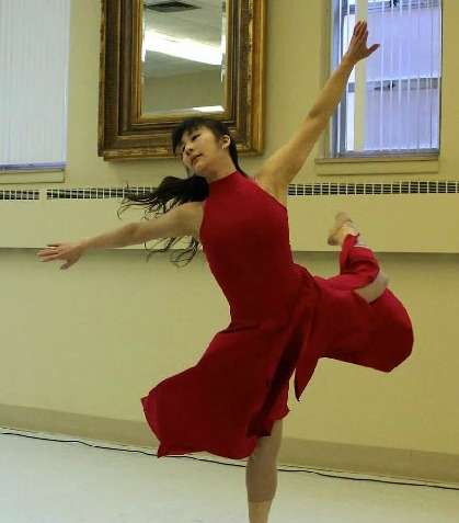 Photo Flash: Mill Ballet School Trainees Peform at Winterfest