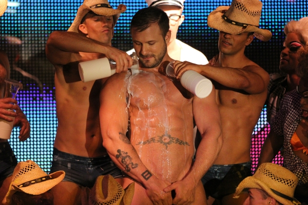 Photo Flash: First Look at BROADWAY BARES: WINTER BURLESQUE!