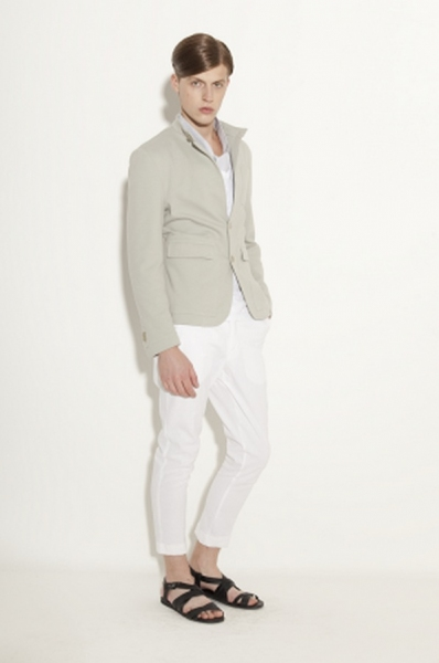 Photo Coverage: Alessandro Dell'Acqua S/S 2013 Collection Preview