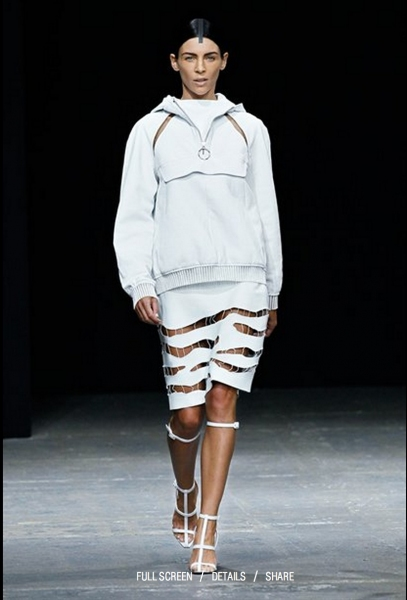 Photo Coverage: Alexander Wang S/S 2013 Collection Preview