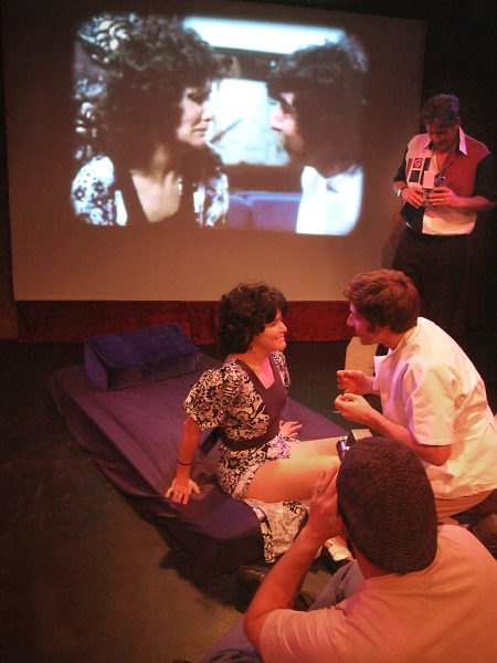 Photo Flash: First Look at Zephyr Theatre's THE DEEP THROAT SEX SCANDAL
