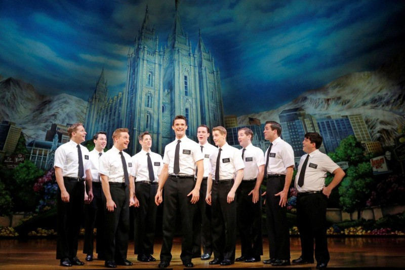 BWW Reviews: THE BOOK OF MORMON Converts Des Moines Audiences