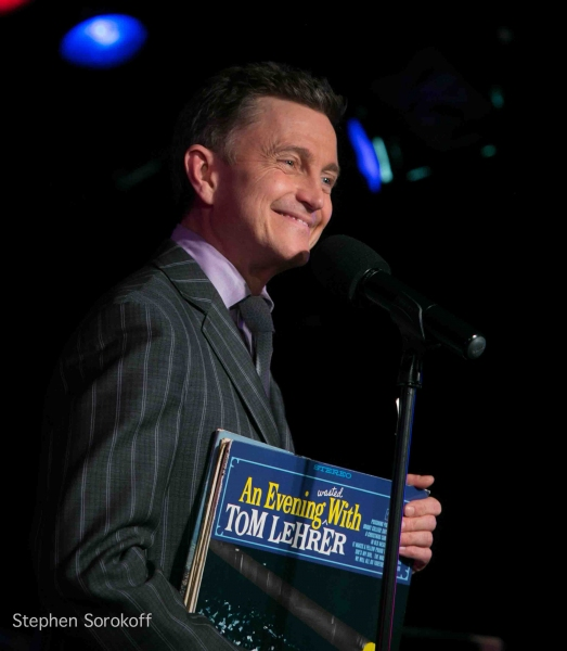 Photo Coverage: Jeff Harnar Brings DOES THIS SONG MAKE ME LOOK FAT? to Laurie Beechman