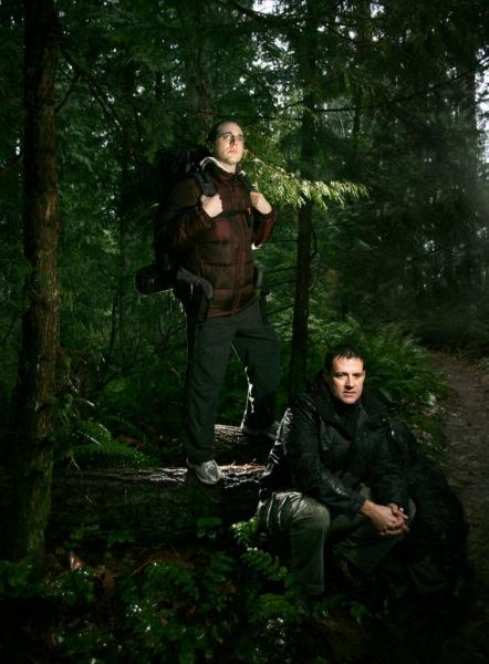 Dane Stokinger and Joshua Carter