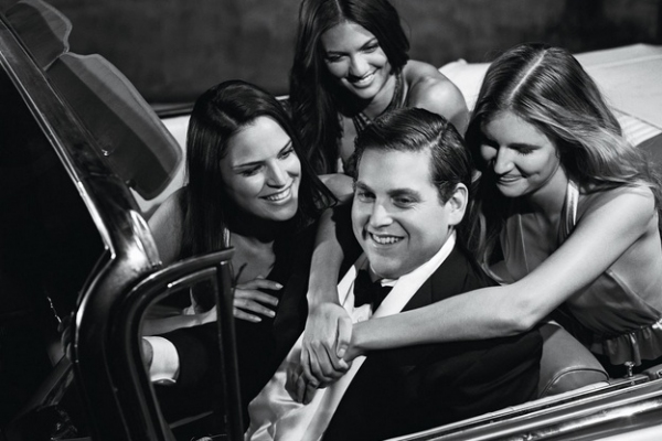 Jonah Hill at First Look - Vanity Fair's 2013 HOLLYWOOD ISSUE COVER