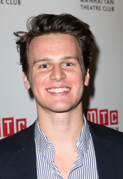 Jonathan Groff  at Inside MTC's Winter Benefit with Will Swenson, Jonathan Groff, Sherie Rene Scott & More!