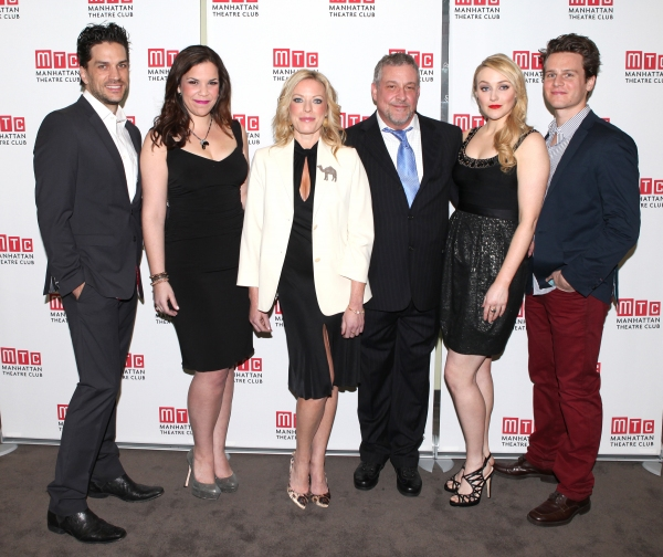 Will Swenson, Lindsay Mendez, Sherie Rene Scott, Michael Bush, Betsy Wolfe, Jonathan Groff