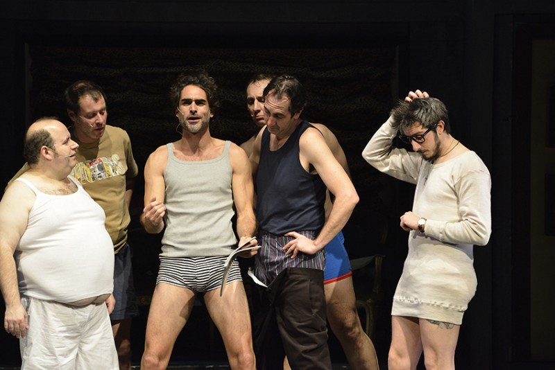 BWW Reviews: THE FULL MONTY: quando spogliarsi non è abbastanza