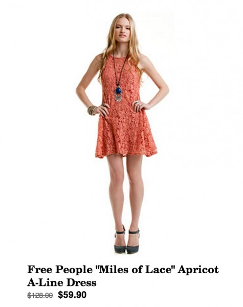 Daily Deal 1/29/13: Free People