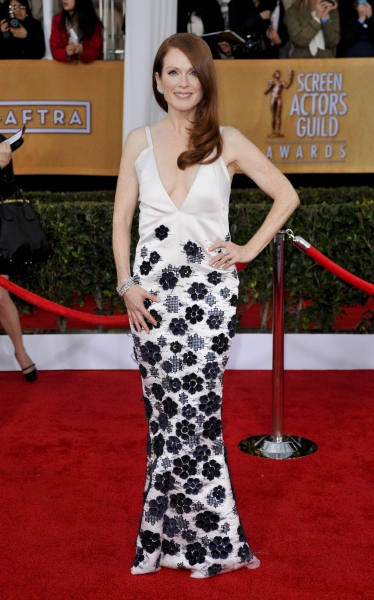 Fashion Photo of the Day 1/29/13 - Julianne Moore