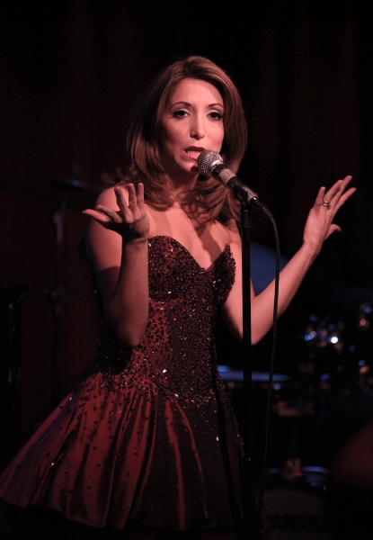 Photo Coverage: Christina Bianco Brings MORE DIVA MOMENTS to Birdland
