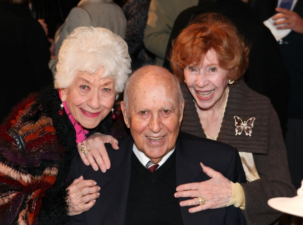 Photo Flash: CTG's ENTER LAUGHING Benefit Honors Carl Reiner