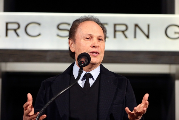 Billy Crystal at CTG's ENTER LAUGHING Benefit Honors Carl Reiner