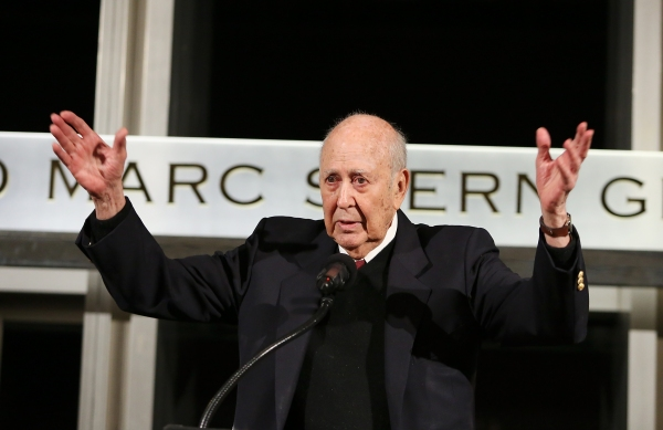 Carl Reiner at CTG's ENTER LAUGHING Benefit Honors Carl Reiner
