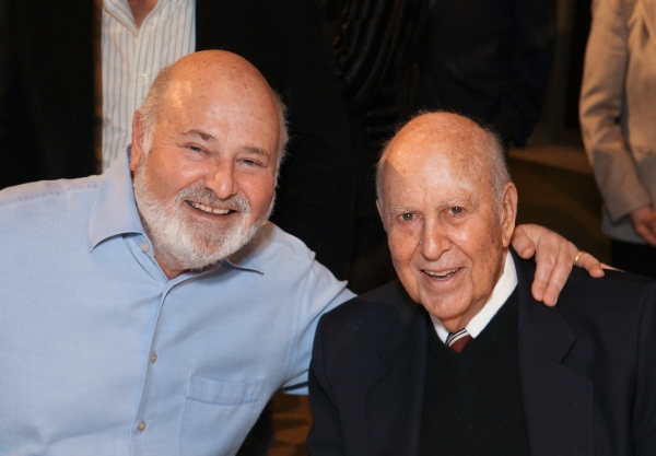Photo Flash: Carl Reiner, Billy Crystal and More at ENTER LAUGHING Benefit at CTG's Mark Taper Forum