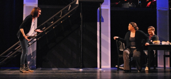 Photo Flash: First Look at Mesa Encore Theatre's NEXT TO NORMAL