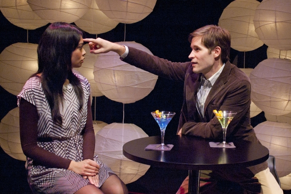 Photo Flash: First Look at TimeLine Theatre's CONCERNING STRANGE DEVICES FROM THE DISTANT WEST