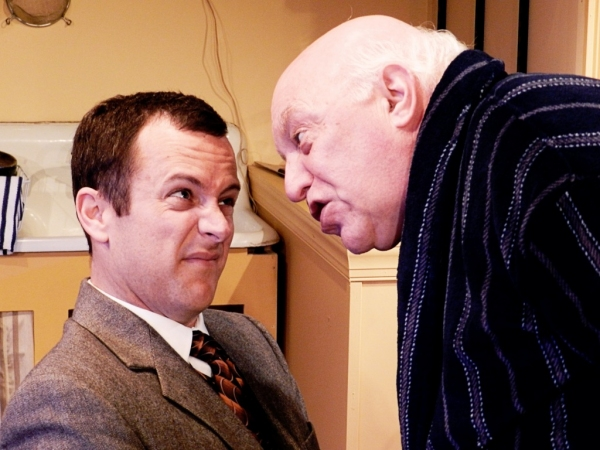 Photo Flash: First Look at Swift Creek Mill Theatre's THE SUNSHINE BOYS