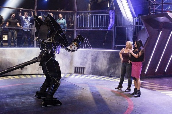 Photo Flash: First Look at Syfy's ROBOT COMBAT LEAGUE