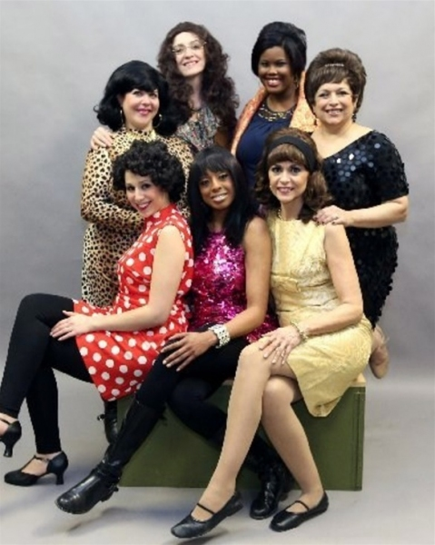Photo Flash: Meet the Cast of Bergen County Players' BEEHIVE, THE 60s MUSICAL