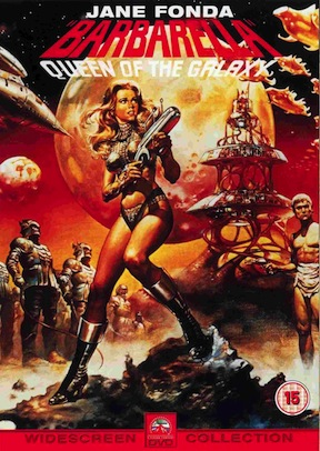 SKYFALL Co-Writers to Pen BARBARELLA Series; DRIVE's Refn to Direct