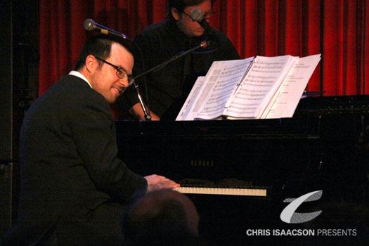 Brian Lowdermilk at Upright Cabaret