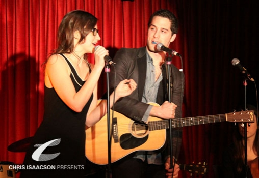 Photo Coverage: Kerrigan & Lowdermilk's West Coast Debut with Hyland, Benoist, Foa and More!