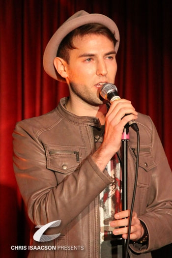 Morgan Karr at Upright Cabaret