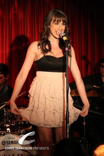 Colleen Ballinger at Upright Cabaret